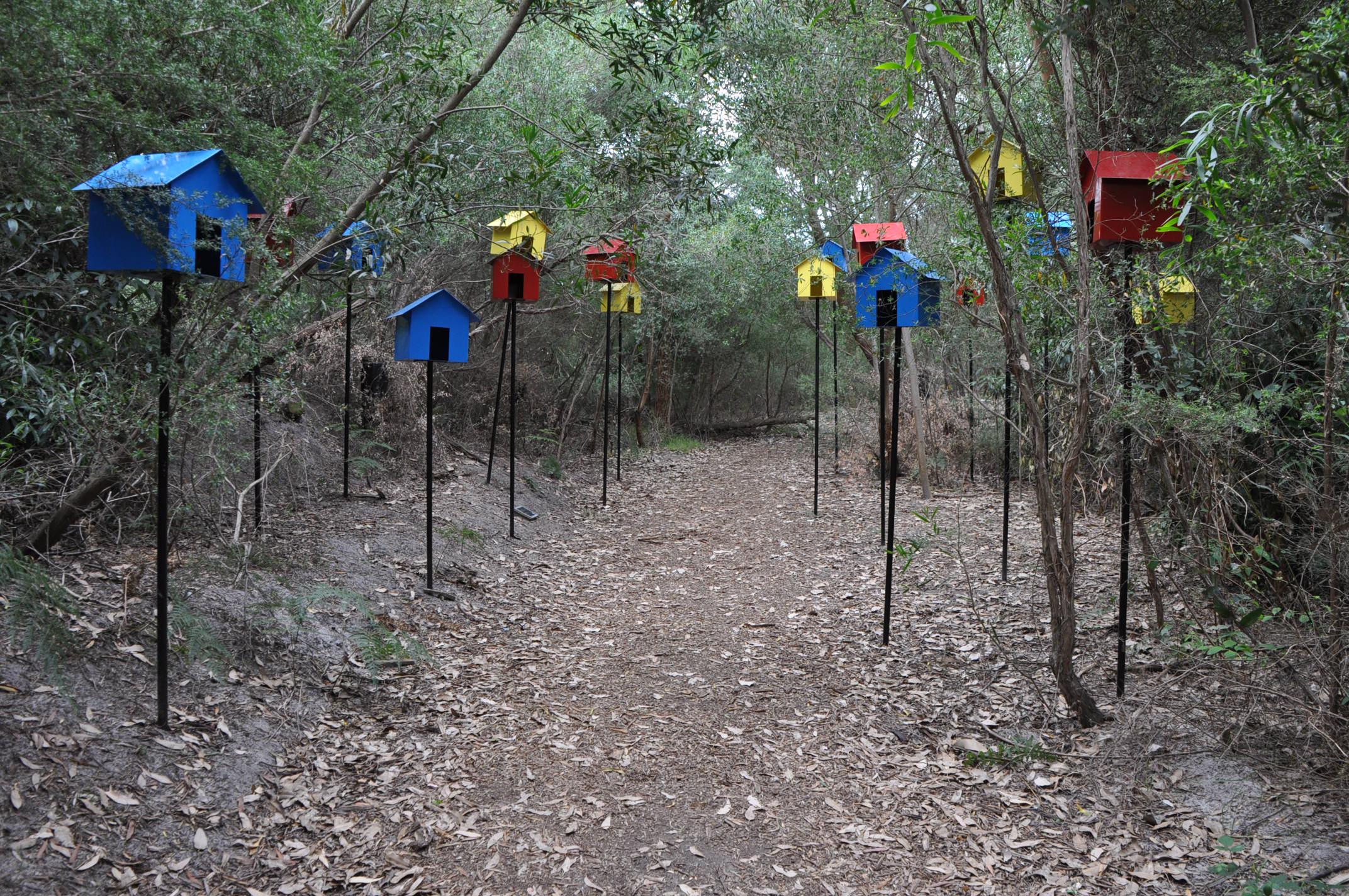 Sound installation for the McClellan Survey & Award 2012